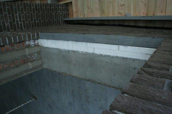 Черновая отделка и теплоизоляция дома внутри