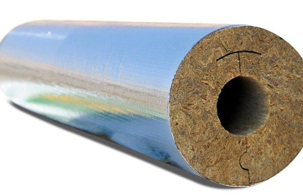Базальтовый цилиндр для утепления