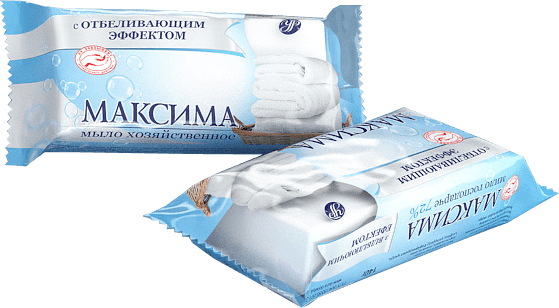 Два куска мыла Максима