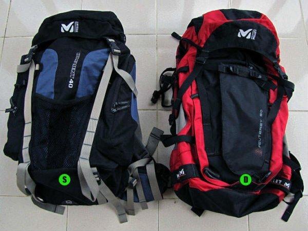 Мягкие рюкзаки