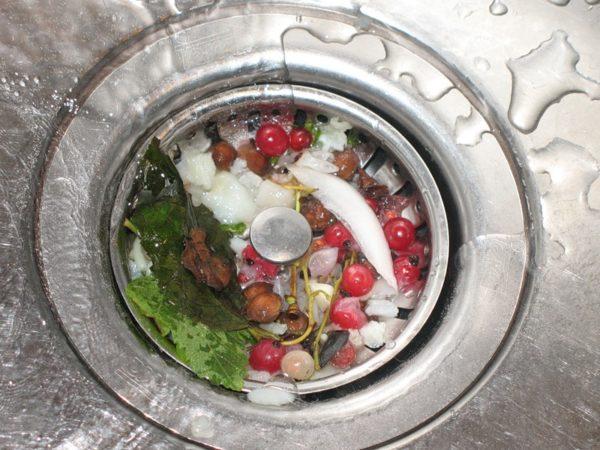 Пищевой мусор