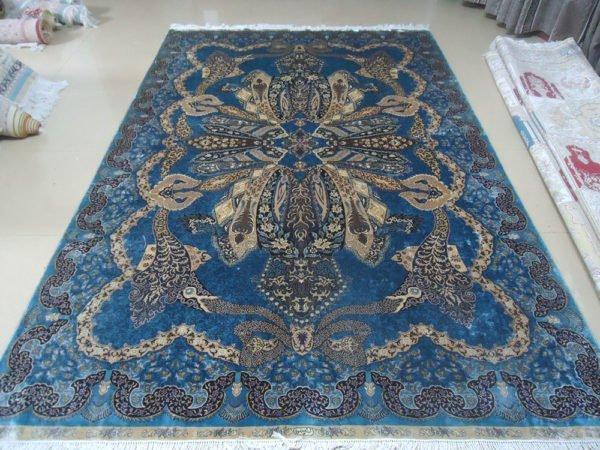 Шёлковый ковёр