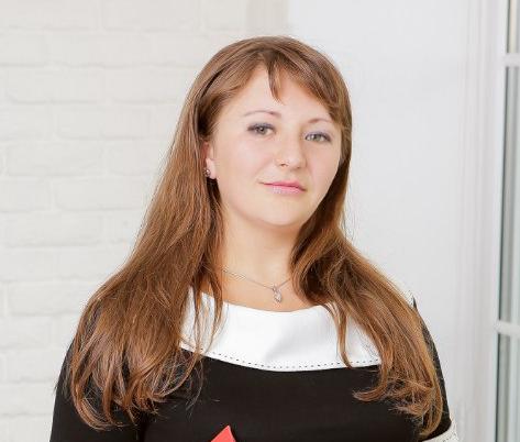 Марина Максимова-Колдашенко