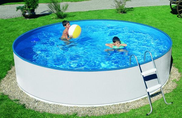 Листовой каркасный бассейн