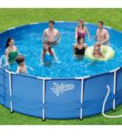 Разборный каркасный бассейн