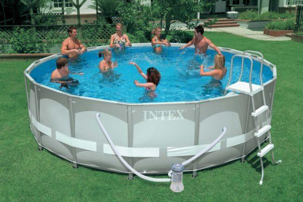 Стержневой бассейн