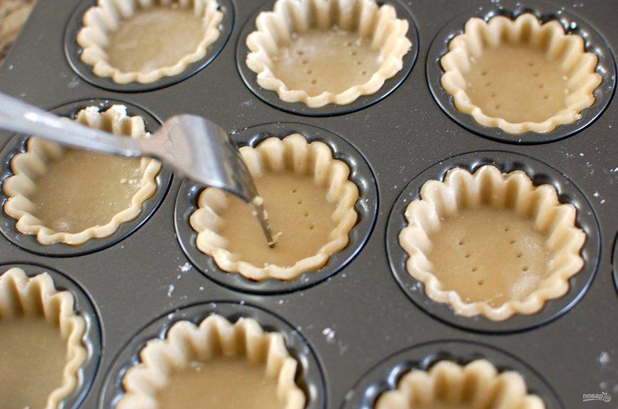 Как сделать тесто для тарталетки 813