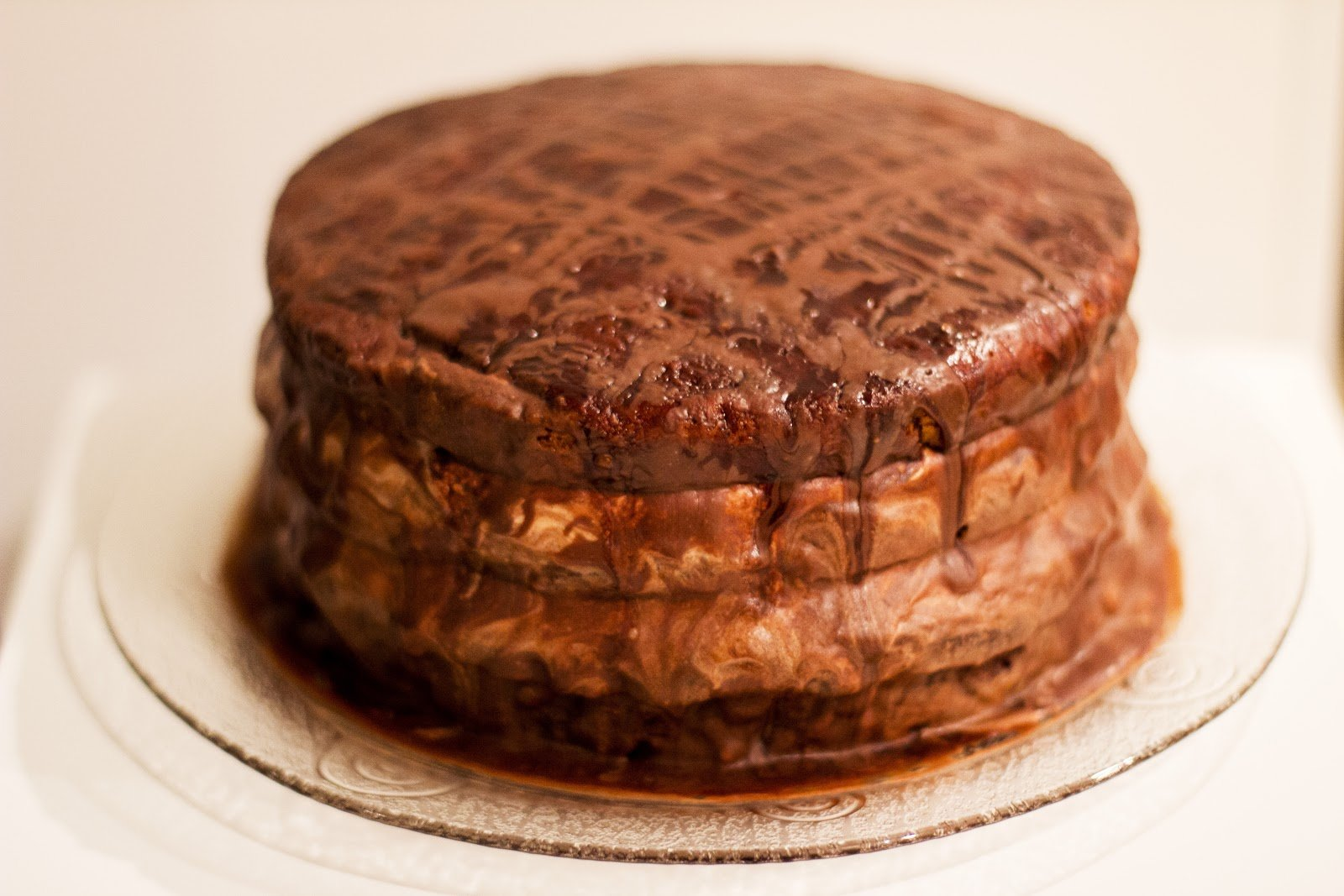 Как торт прага своими руками 84