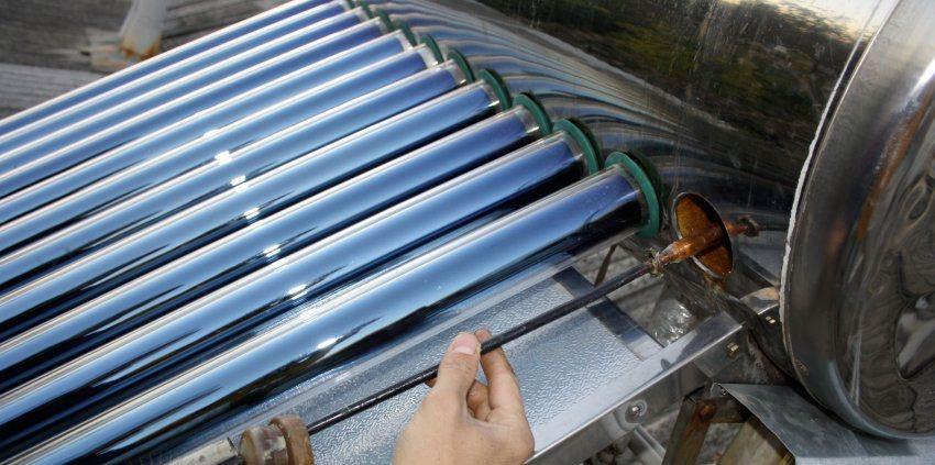 Трубки для солнечный коллектор своими руками 689