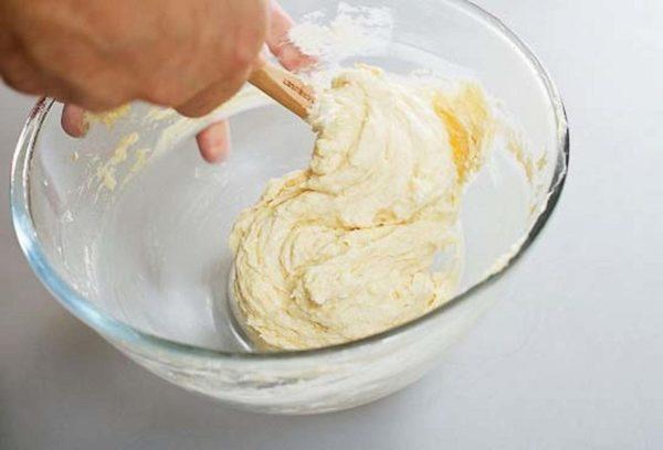 Творожное тесто на сырники