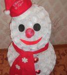 Снеговик Дед Мороз
