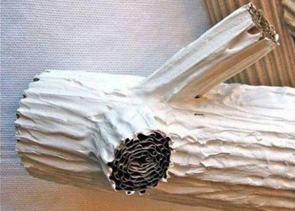 Искусственные дрова для электрокамина