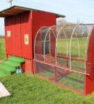 Дом для курочек