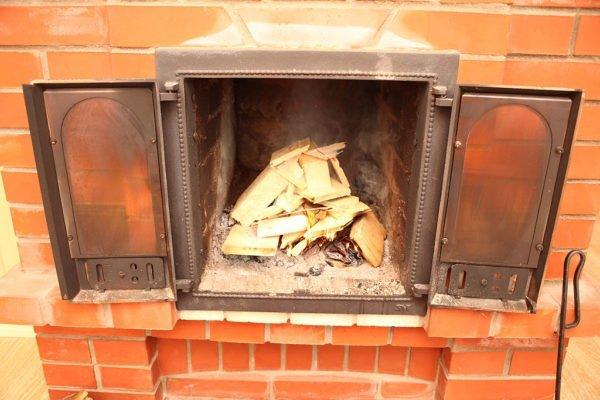 Обычная печь