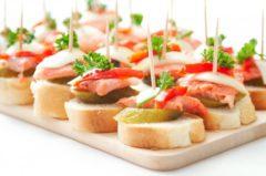 Бутерброды-канапе