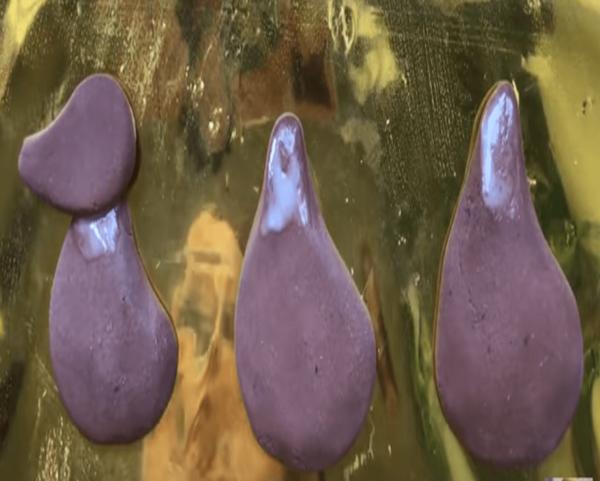Изготовление собачек из соленого теста