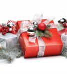 Новогодняя упаковка для подарков 20