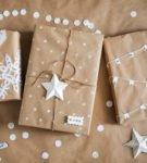 Практичная новогодняя упаковка для подарков