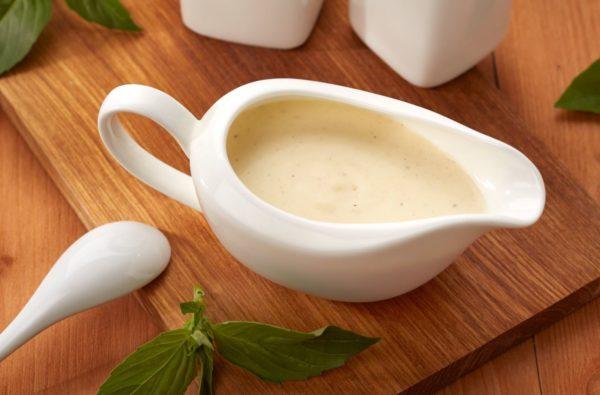Традиционный соус бешамель