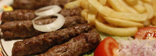 Чевапчичи рецепт колбаски из черногорской сказки! Рецепт 62