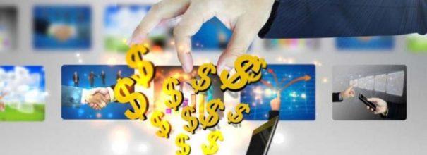 Интернет может приносить не только доходы, но и прибыль