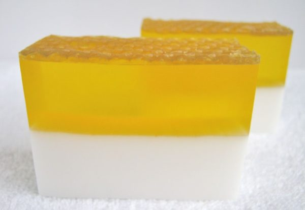 Медовое мыло