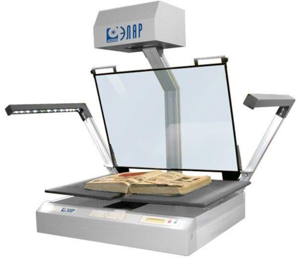 Планетарный сканер