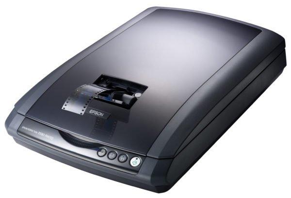 Планшетный сканер с модулем сканирования фотоплёнок и слайдов