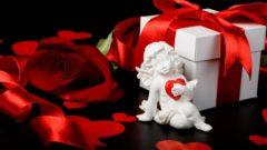 Роза и ангел