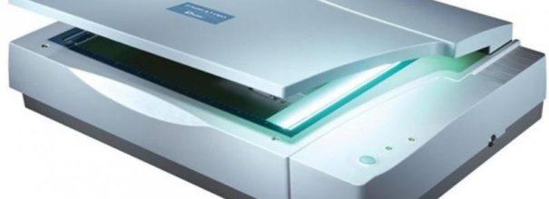 Сканер планшетного типа