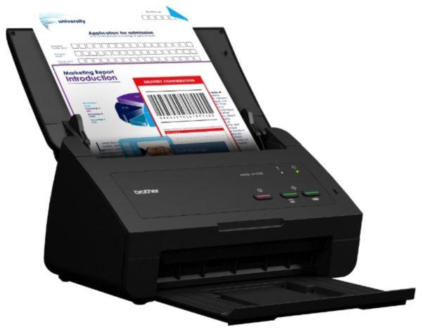 Протяжный сканер