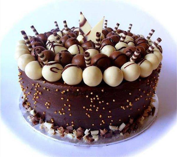 Украшения на торт из шоколада своими руками фото