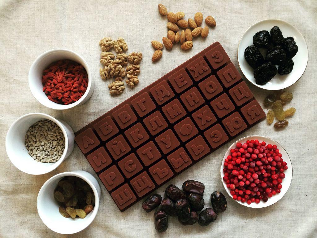 Шоколад дома своими руками 26