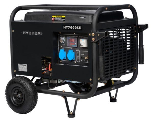 Генератор Hyundai HY12000LE