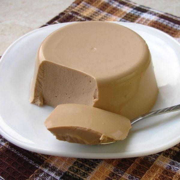 Готовое шоколадно — творожное суфле