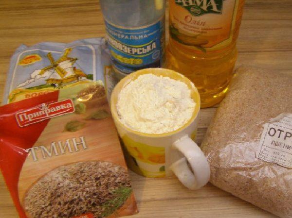 Продукты для хлеба