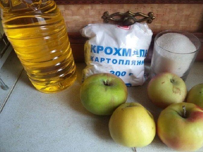 Дольки яблок в карамели рецепт в домашних условиях 765