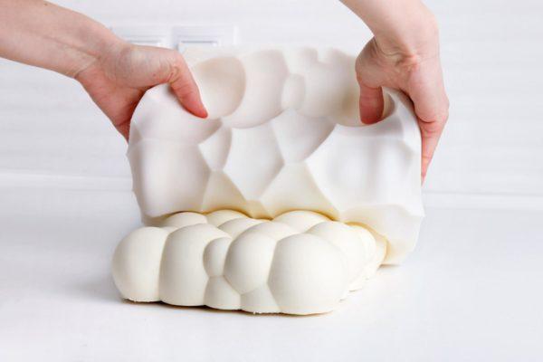 Силиконовая форма для торта