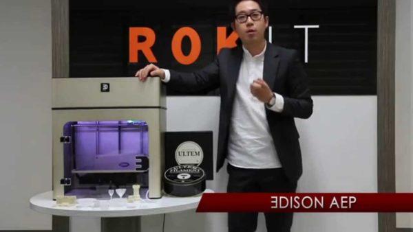 3D-принтер 3DISON PRO AER