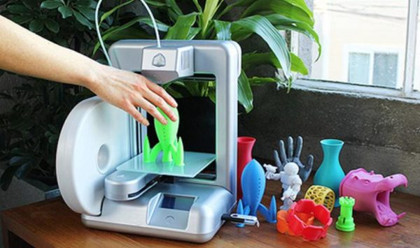 3D-принтер Cubify CubeX