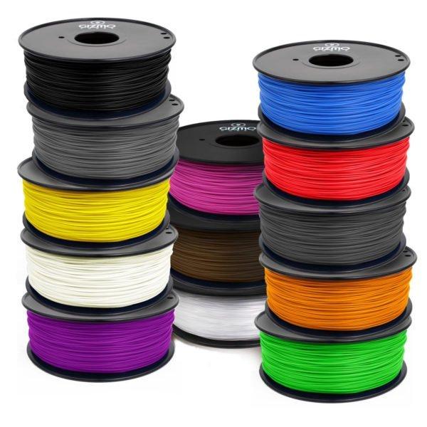 Самый недорогой и доступный материал для 3D печати — пластиковая нить