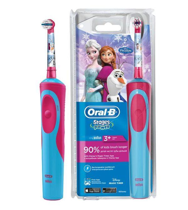 Детская зубная щётка