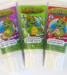 дракоша зубная паста