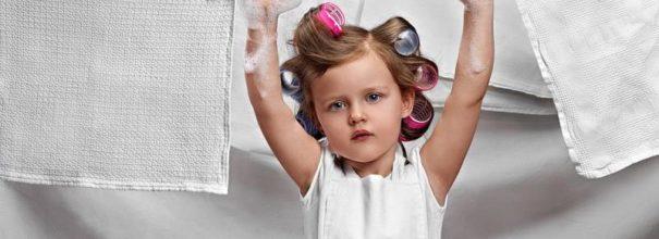 Как отбелить белье в домашних условиях