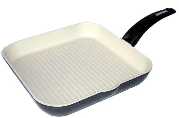 Керамическое покрытие сковороды