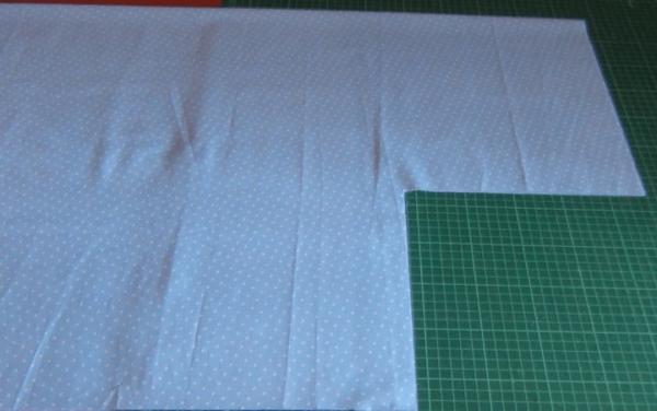 Подготовленная к пошиву ткань