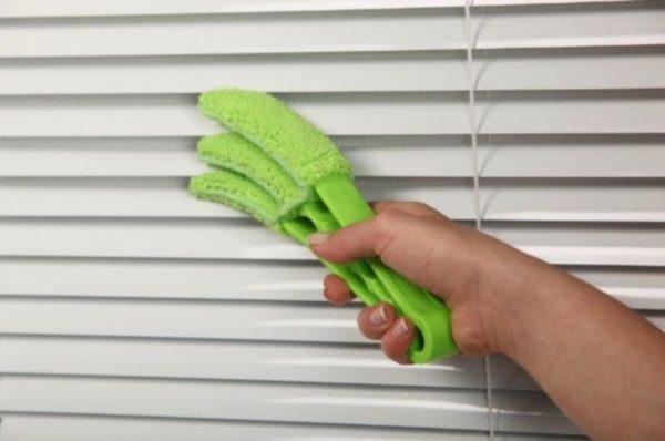 Как правильно мыть жалюзи горизонтальные