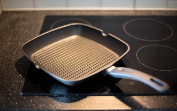 Тефлоновое покрытие сковороды