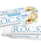 зубная паста для детей