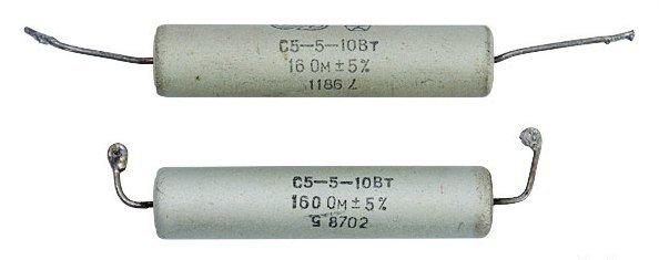Резистор С5–5